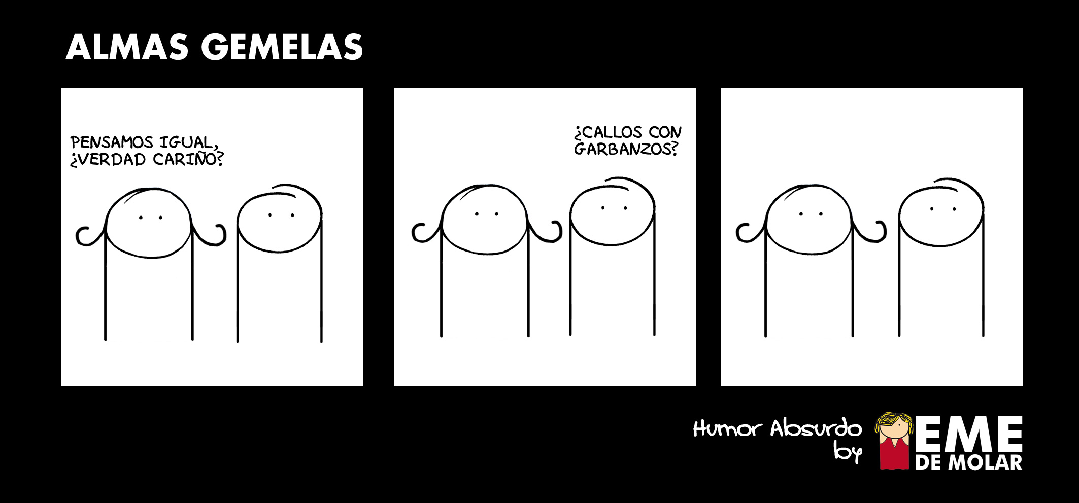 ALMAS-GEMELAS