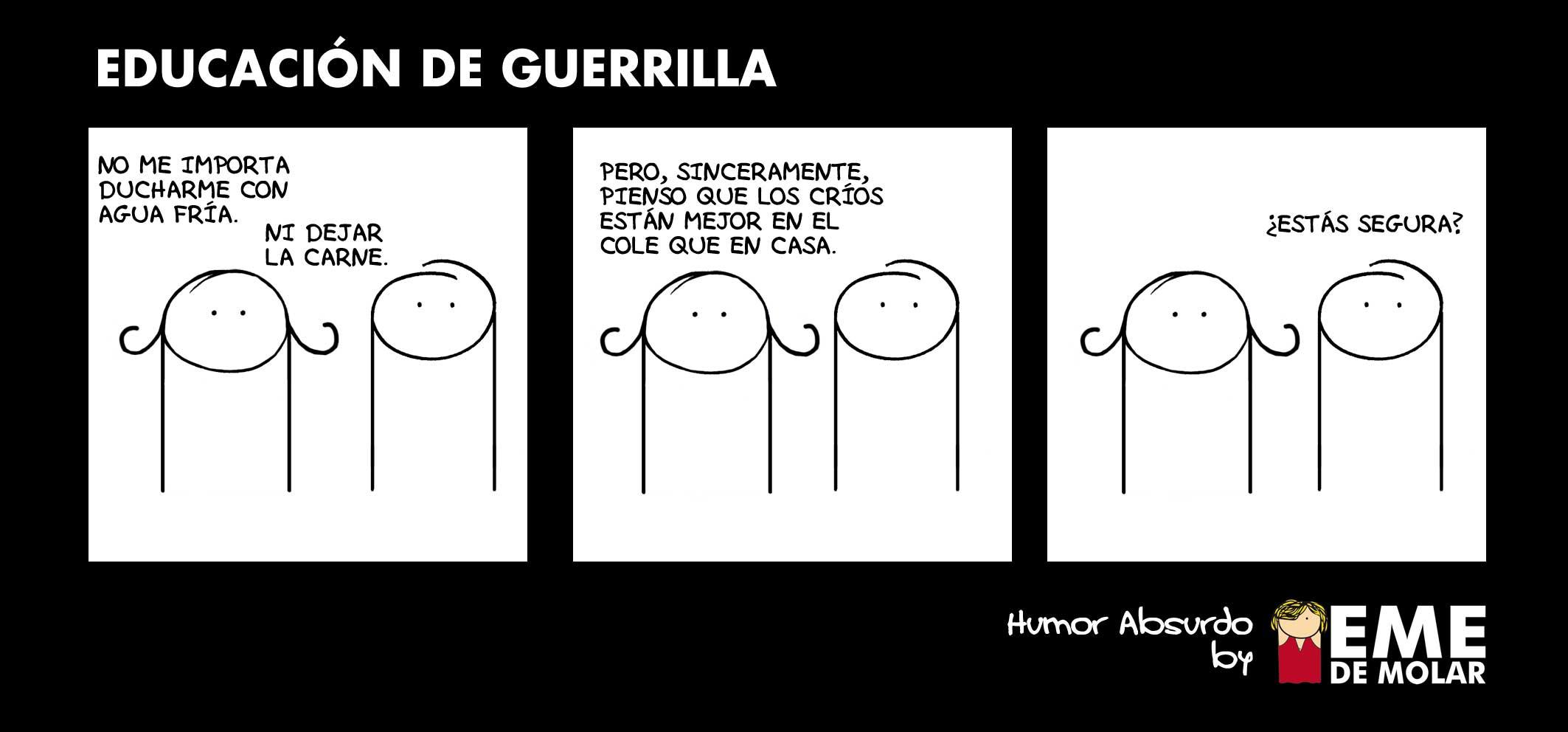 CRISIS-EDUCACION-GUERRILLA