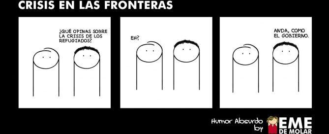 Crisis en las fronteras