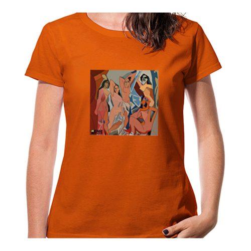 Camisetas Arte Ella